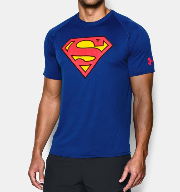 2401ae5c97411 Under Armour® Alter Ego Superman Core – T-shirt pour homme   Under Armour CA
