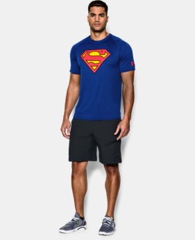 New Arrival  Men's Under Armour® Alter Ego Superman Core T-Shirt LIMITED TIME: FREE SHIPPING 1 Color $39.99