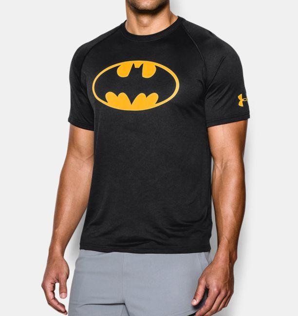 e00e4288f61cb Under Armour® Alter Ego Batman Core – T-shirt pour homme   Under Armour CA