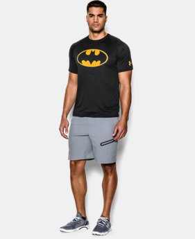 New Arrival  Men's Under Armour® Alter Ego Batman Core T-Shirt LIMITED TIME: FREE SHIPPING 1 Color $39.99
