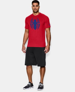 Men's Under Armour® Alter Ego Spider-Man T-Shirt LIMITED TIME: FREE U.S. SHIPPING 1 Color $24.99