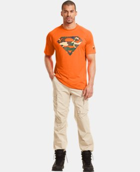 Men's Under Armour® Alter Ego Camo Superman T-Shirt