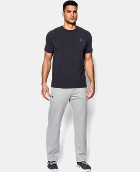 Men's UA Storm Armour® Fleece Pants  2 Colors $36.74