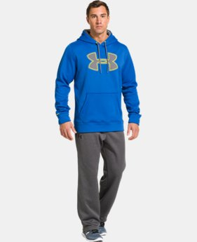 Men's UA Storm Armour® Fleece Pants  1 Color $36.74