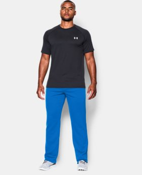 Men's UA Storm Armour® Fleece Pants EXTENDED SIZES 2 Colors $32.99 to $41.99