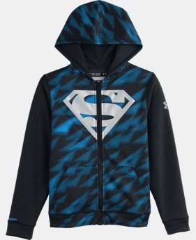Boys' Under Armour® Alter Ego Storm Armour® Fleece Hoodie