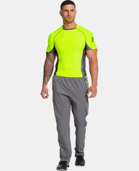 Men's UA Combine® Training Compression Short Sleeve LIMITED TIME: FREE U.S. SHIPPING 1 Color $29.99