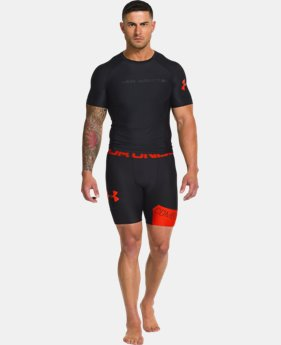 Men's UA Combine® Training Compression Shorts