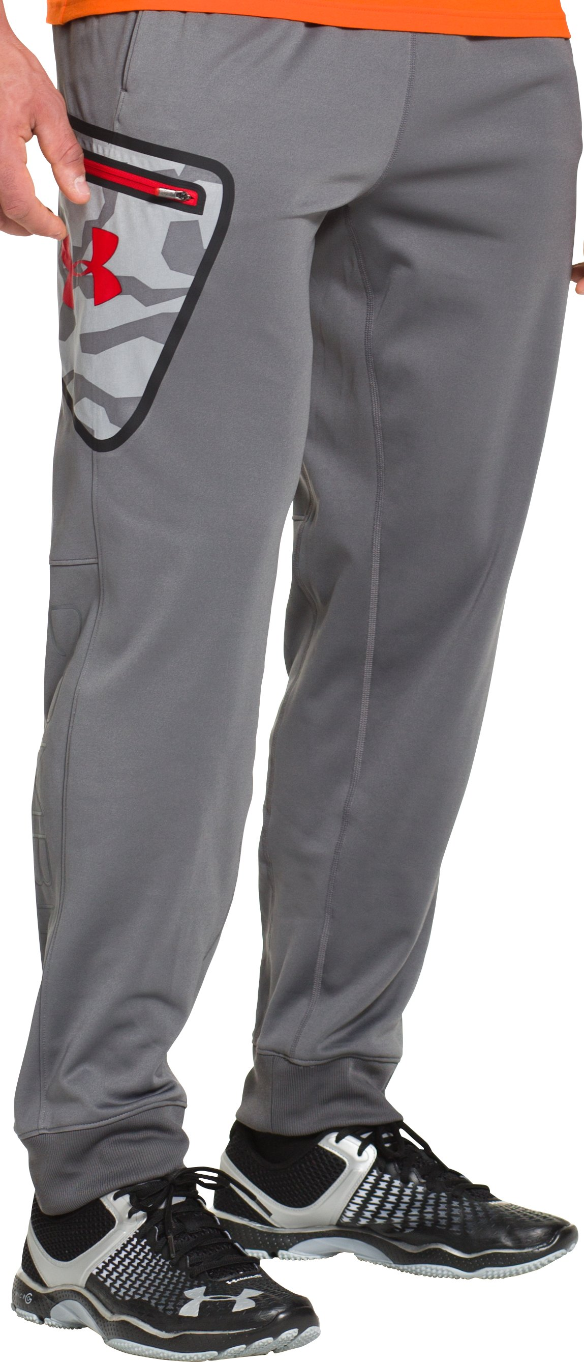 Men's UA Combine® Training Tundra Pants, Graphite