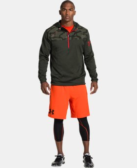 Men's UA Combine® Training Tundra ½ Zip