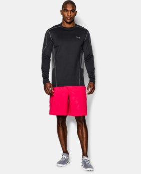 Men's UA ColdGear® Evo Fitted Hybrid Mock