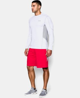 Men's UA ColdGear® Evo Fitted Hybrid Mock LIMITED TIME: FREE U.S. SHIPPING 1 Color $33.74 to $44.99