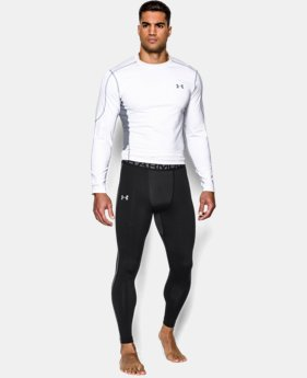 Men's UA ColdGear® Evo Compression Leggings
