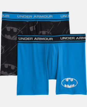 Boys' Under Armour® Alter Ego Boxerjock® Boxer Briefs 2-Pack