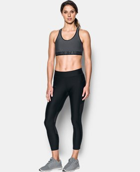 Women's UA Armour Mid Bra w/Cups  1 Color $26.24