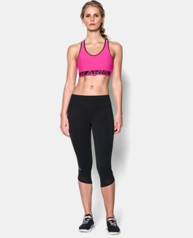 Women's UA Armour Mid Bra w/Cups