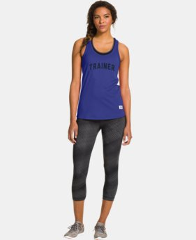 Women's Under Armour® Legacy Mesh Tank