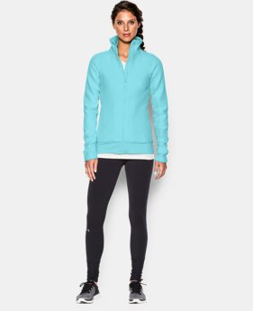 Women's UA ColdGear® Infrared Full Zip Jacket