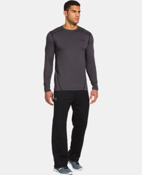 Men's UA ColdGear® Evo Fitted Crew  2 Colors $29.99 to $36.99