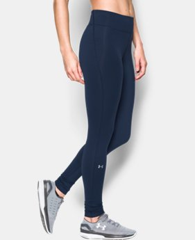 Women's UA ColdGear® Authentic Leggings  1 Color $49.99