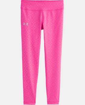 Girls' UA AllSeasonGear® Legging