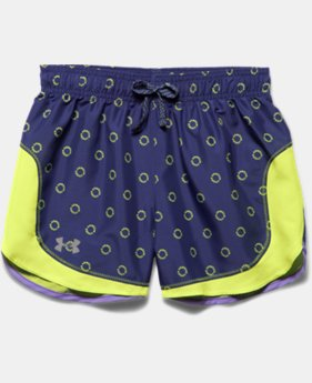 Girls' UA Stunner Novelty Shorts