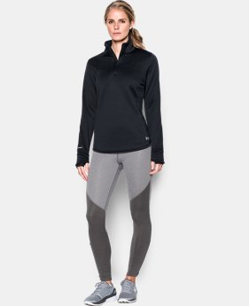 Women's UA Delma ¼ Zip  1 Color $54.99