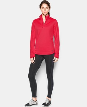 New to Outlet Women's UA Delma 1/4 Zip  4 Colors $31.49 to $41.99