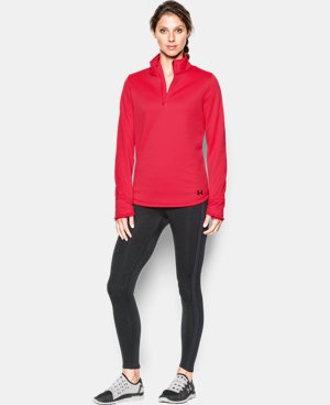 New to Outlet Women's UA Delma 1/4 Zip LIMITED TIME: FREE U.S. SHIPPING 2 Colors $31.49 to $41.99