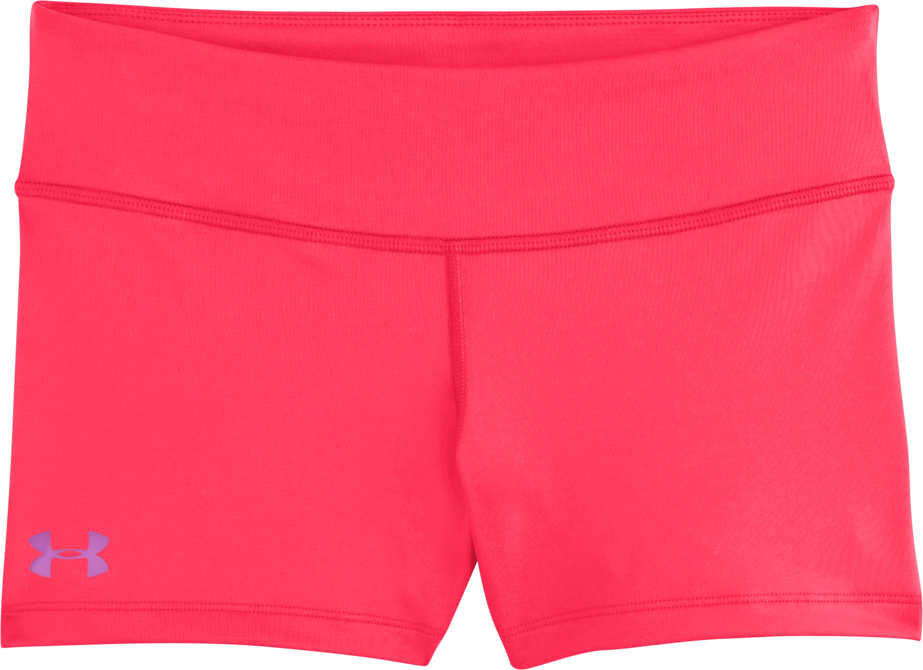 Women's UA Tennis Sonic Shorty, Neo Pulse, Laydown