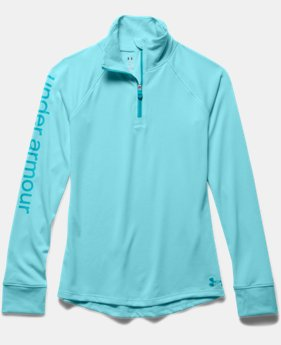 Girls' UA Tech™ ¼ Zip