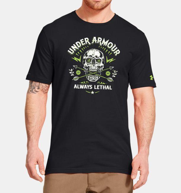 Men s UA Lethal Skull T-Shirt  9db1b18ee10