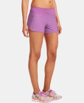 Women's UA Printed Get Going Shorts