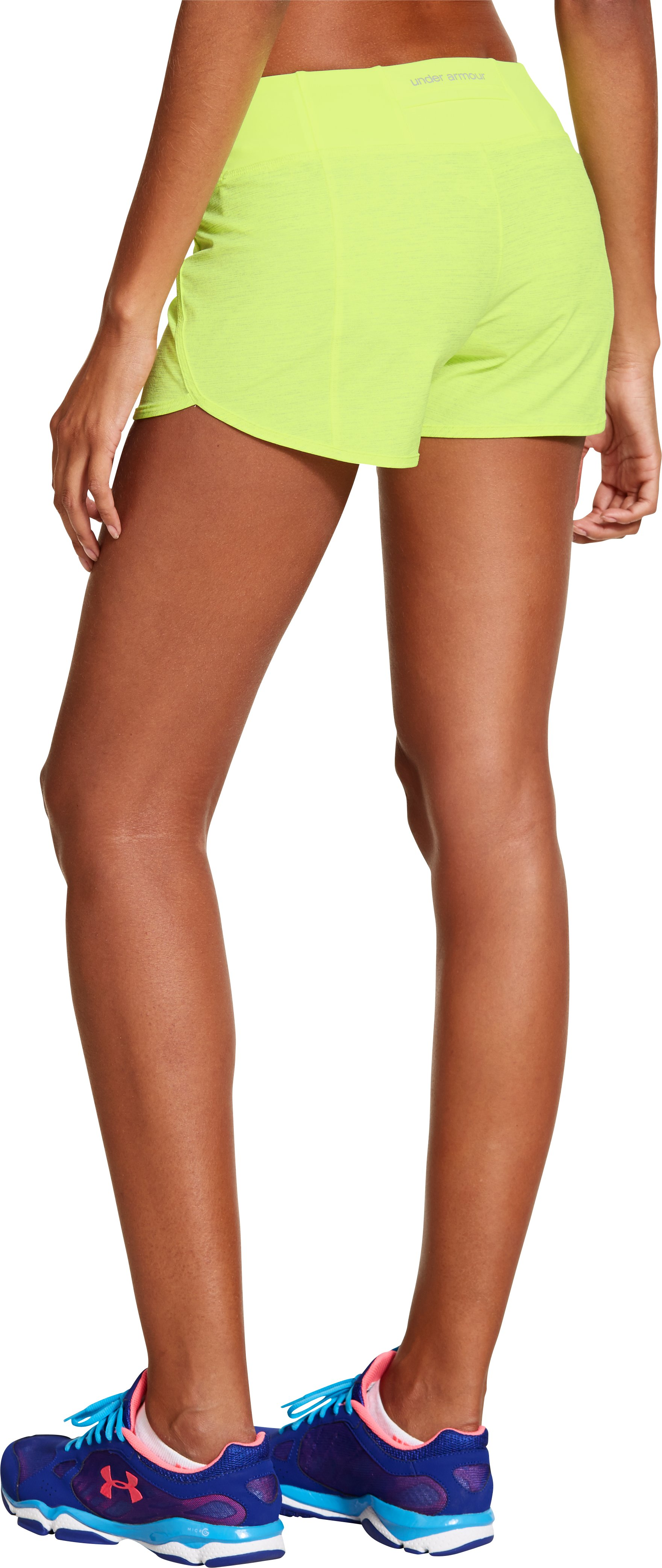 Women's UA Printed Get Going Shorts, X-Ray, undefined