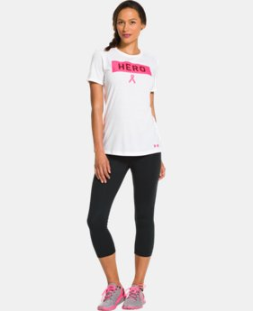 Women's UA Power In Pink® Empowered Short Sleeve