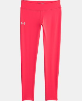 Girls' HeatGear® Armour Legging