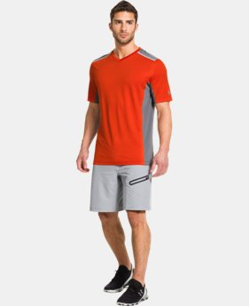 Men's UA Interval V-Neck