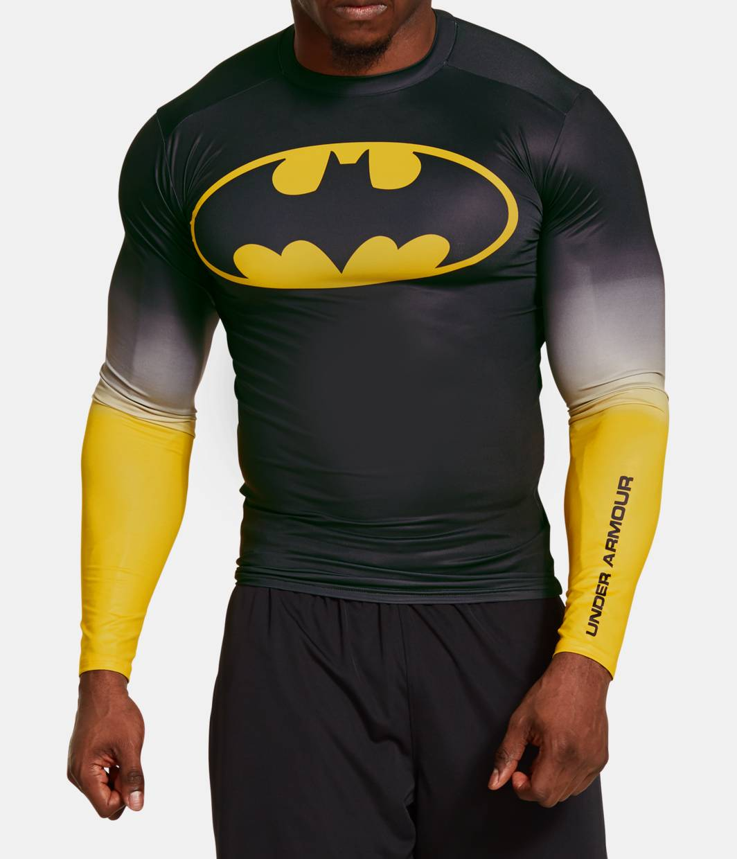 Men's Under Armour® Alter Ego Compression Long Sleeve Shirt | Under Armour US