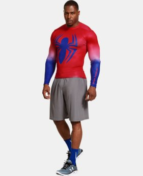 Men's Under Armour® Alter Ego Compression Long Sleeve Shirt  1 Color $44.99