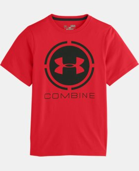 Boys' UA Combine® Training T-Shirt