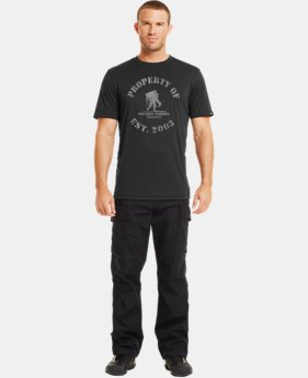 Men's UA WWP Property Of T-Shirt  2 Colors $18.99