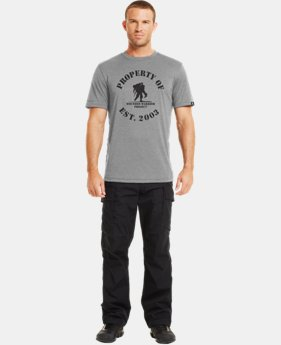 Men's UA WWP Property Of T-Shirt  1 Color $14.99 to $18.99