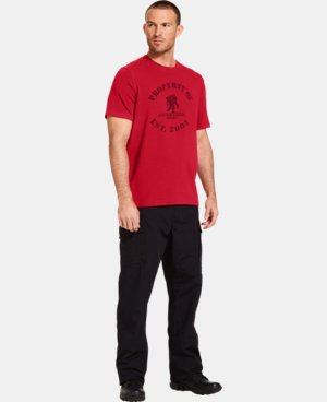 Men's UA WWP Property Of T-Shirt  2 Colors $14.99 to $18.99