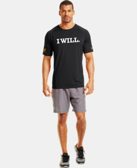 Men's UA Tough Mudder I Will® T-Shirt