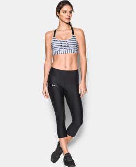 Women's Armour® Eclipse Printed Sports Bra LIMITED TIME: FREE U.S. SHIPPING 1 Color $44.99