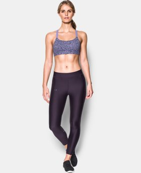 Women's Armour® Eclipse Mid — Printed Sports Bra  1  Color Available $31.99