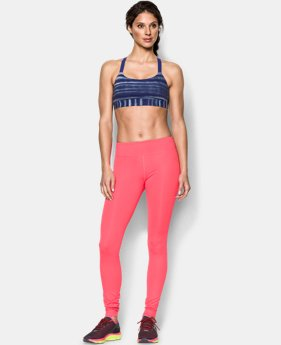 Women's UA Eclipse Printed Sports Bra