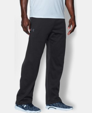 Men's Armour® Fleece In The Zone Pants LIMITED TIME OFFER + FREE U.S. SHIPPING 4 Colors $39.99
