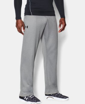 Men's Armour® Fleece In The Zone Pants LIMITED TIME OFFER + FREE U.S. SHIPPING 2 Colors $39.99