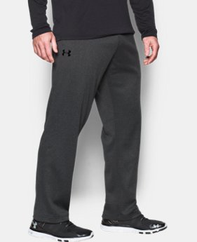 Men's Armour® Fleece In The Zone Pants  1 Color $37.99